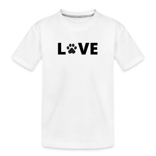 LpawVE - Toddler Premium Organic T-Shirt