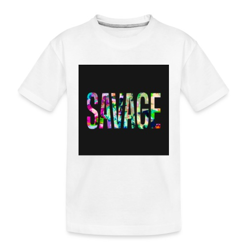 Savage Wear - Toddler Premium Organic T-Shirt