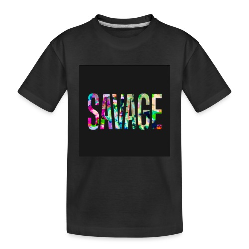Savage Wear - Toddler Premium Organic T-Shirt