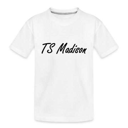 new Idea 12724836 - Toddler Premium Organic T-Shirt