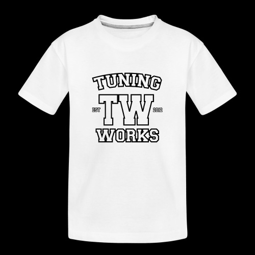 University - Toddler Premium Organic T-Shirt