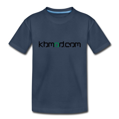 kbmoddotcom - Toddler Premium Organic T-Shirt