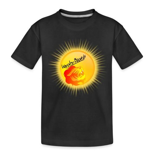 LoyaltyBoardsNewLogo 10000 - Toddler Premium Organic T-Shirt