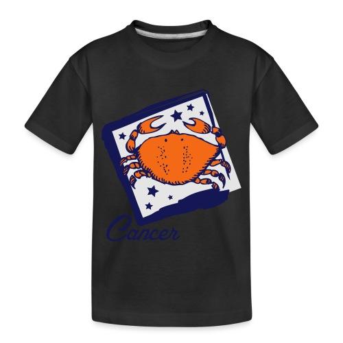 Cancer - Toddler Premium Organic T-Shirt