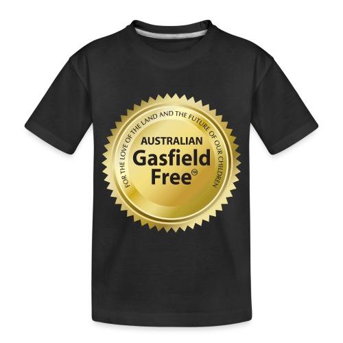AGF Organic T Shirt - Traditional - Toddler Premium Organic T-Shirt