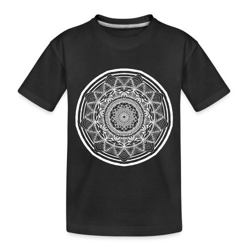 Circle No.1 - Toddler Premium Organic T-Shirt
