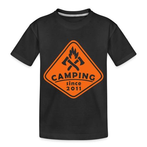 Campfire 2011 - Toddler Premium Organic T-Shirt