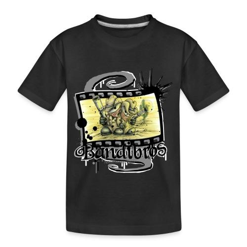 Bandibros II - Toddler Premium Organic T-Shirt