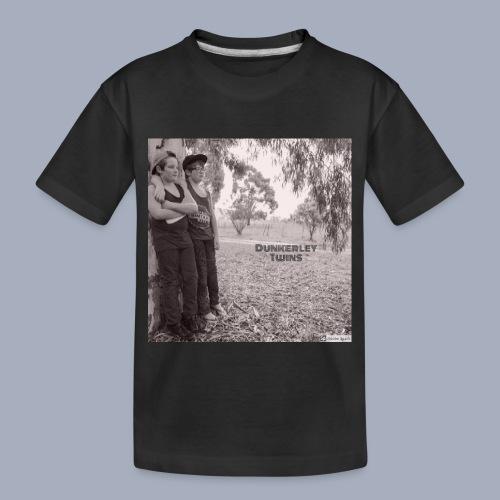dunkerley twins - Toddler Premium Organic T-Shirt
