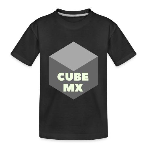 CubeMX - Toddler Premium Organic T-Shirt
