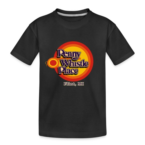Penny Whistle Place - Toddler Premium Organic T-Shirt