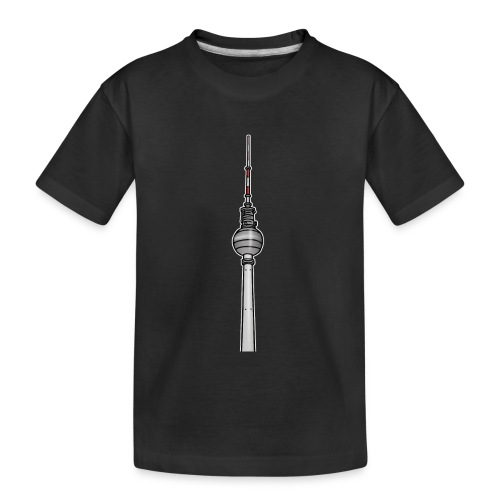 TV-Tower Berlin - Toddler Premium Organic T-Shirt