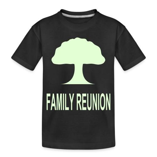 ***12% Rebate - See details!*** FAMILY REUNION add - Toddler Premium Organic T-Shirt
