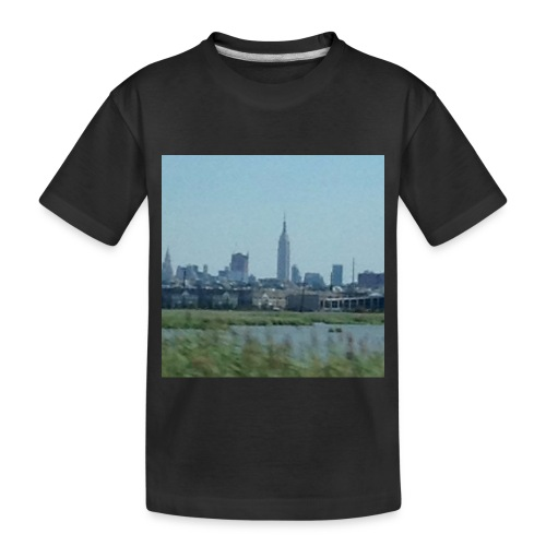 New York - Toddler Premium Organic T-Shirt