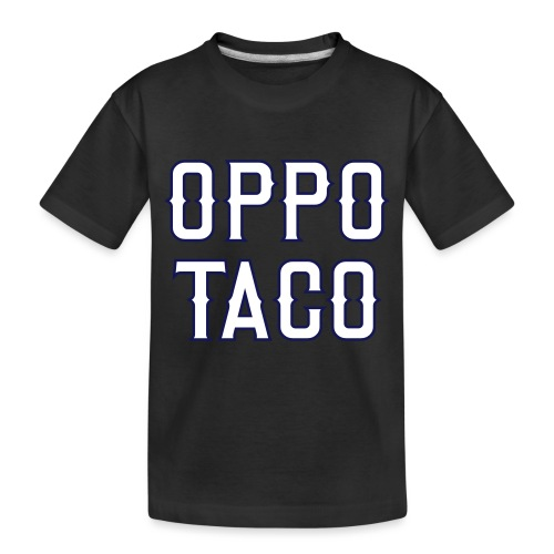Oppo Taco (Los Angeles) - Toddler Premium Organic T-Shirt