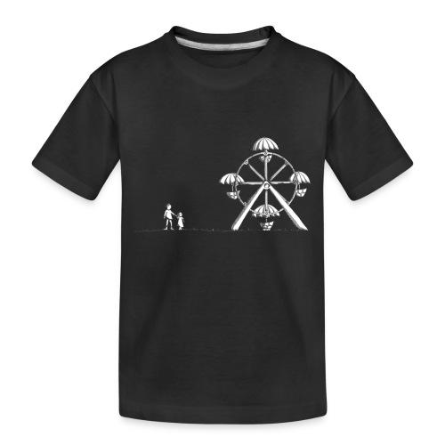 Ferris Wheel - Toddler Premium Organic T-Shirt