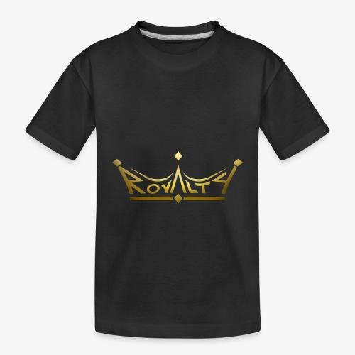 royalty premium - Toddler Premium Organic T-Shirt