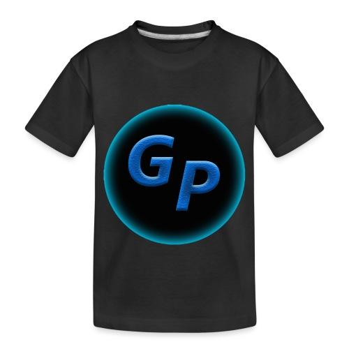 Large Logo Without Panther - Toddler Premium Organic T-Shirt