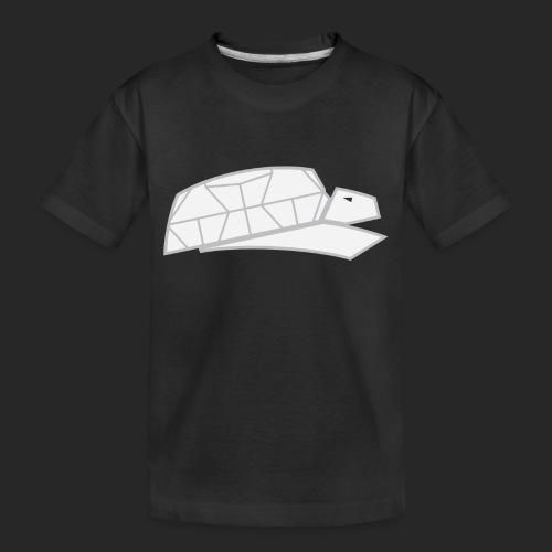 Turtle Go - Toddler Premium Organic T-Shirt