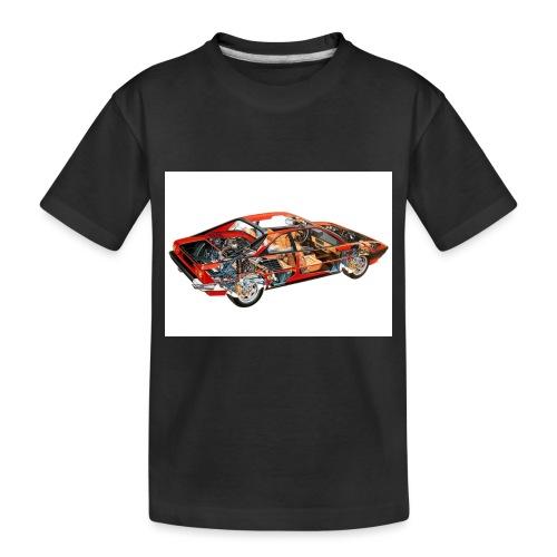 FullSizeRender mondial - Toddler Premium Organic T-Shirt