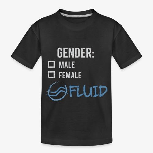 Gender: Fluid! - Toddler Premium Organic T-Shirt