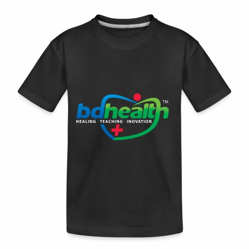 Health care / Medical Care/ Health Art - Toddler Premium Organic T-Shirt