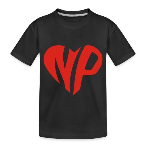 np heart - Toddler Premium Organic T-Shirt