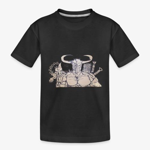 bdealers69 art - Toddler Premium Organic T-Shirt