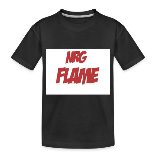 FLAME - Toddler Premium Organic T-Shirt