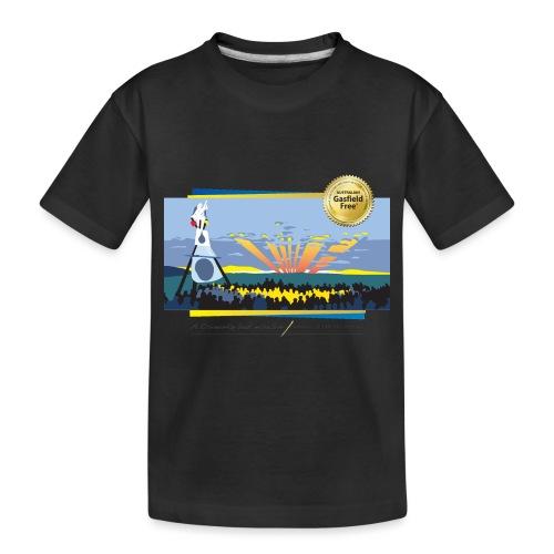Bentley Blockade - Toddler Premium Organic T-Shirt