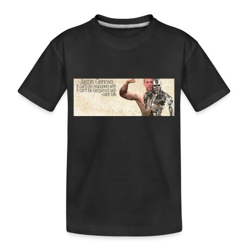IMG_0418 - Toddler Premium Organic T-Shirt