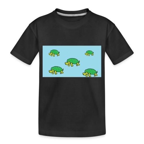 hib2 png - Toddler Premium Organic T-Shirt