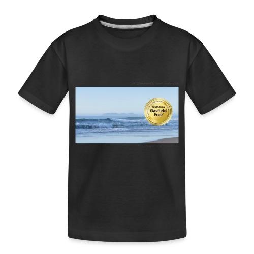 Beach Collection 1 - Toddler Premium Organic T-Shirt