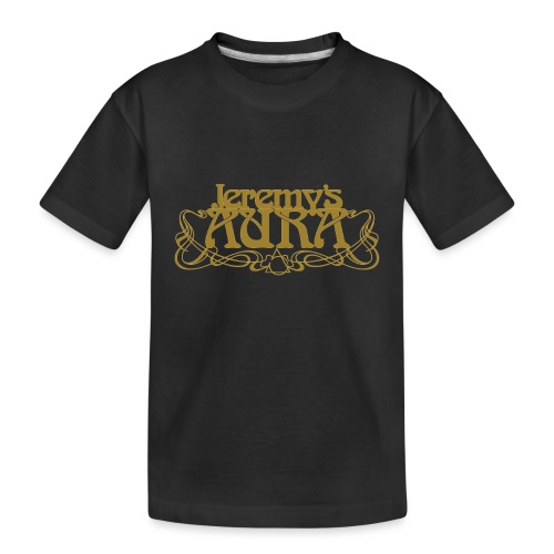 Jeremy's Art Nouveau Logo - Toddler Premium Organic T-Shirt
