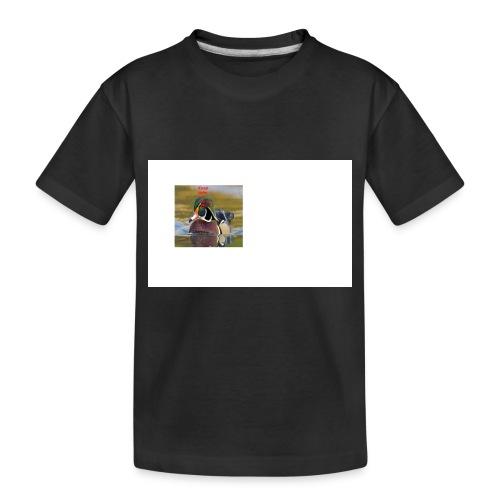 duck_life - Toddler Premium Organic T-Shirt