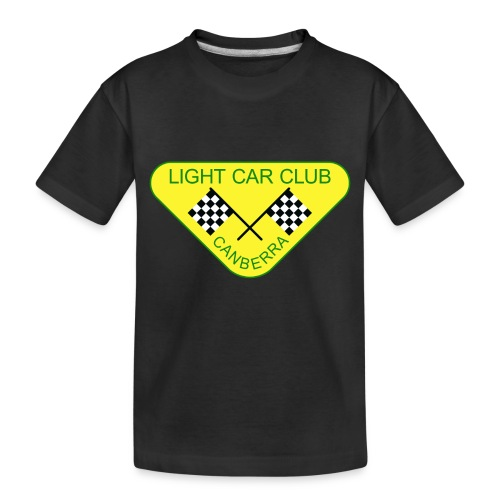 LCCC - Toddler Premium Organic T-Shirt