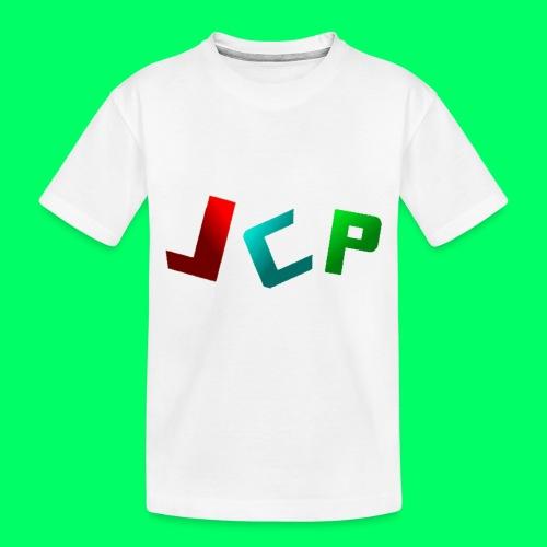 JCP 2018 Merchandise - Toddler Premium Organic T-Shirt