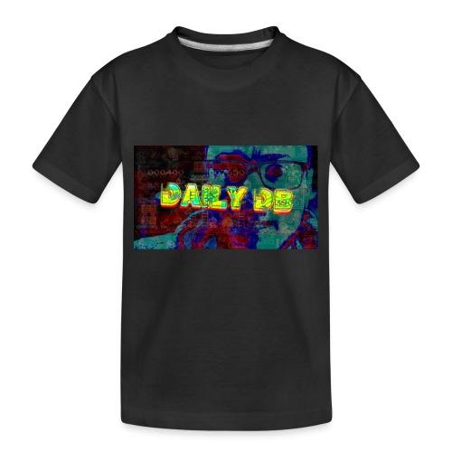 The DailyDB - Toddler Premium Organic T-Shirt
