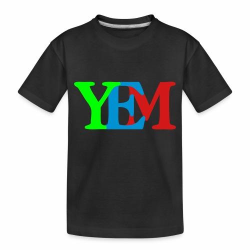 YEMpolo - Toddler Premium Organic T-Shirt