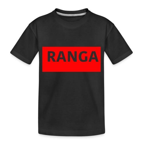 Ranga Red BAr - Toddler Premium Organic T-Shirt