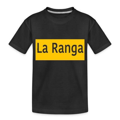 La Ranga gbar - Toddler Premium Organic T-Shirt