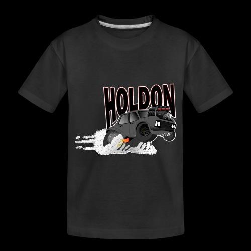 HOLDON HT PREMIER DESIGN - Toddler Premium Organic T-Shirt