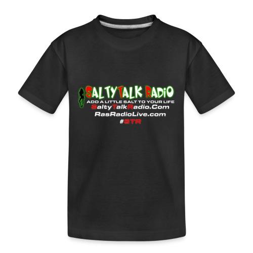 str back png - Toddler Premium Organic T-Shirt