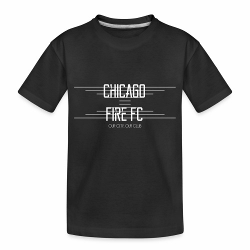 Chicago Fire - Toddler Premium Organic T-Shirt