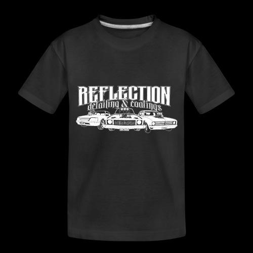 REFLECTION DETAILING & COATINGS Design - Toddler Premium Organic T-Shirt