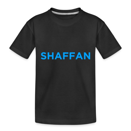 Shaffan - Toddler Premium Organic T-Shirt