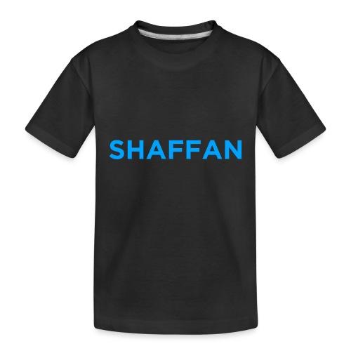 Shaffan - Toddler Premium Organic T-Shirt