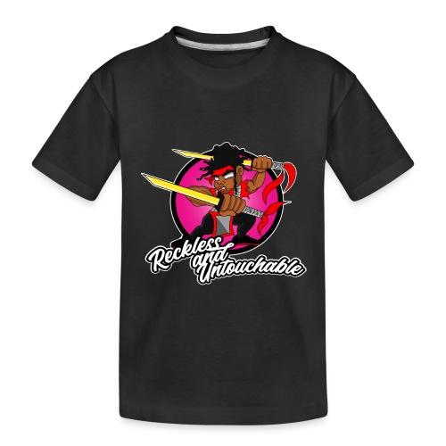 ru won 01 - Toddler Premium Organic T-Shirt