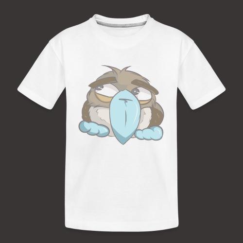 Cute Boobie Bird - Toddler Premium Organic T-Shirt