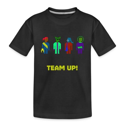 Spaceteam Team Up! - Toddler Premium Organic T-Shirt